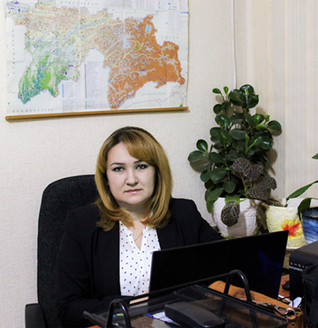 Шоира Давлатова